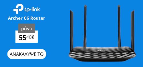 Router TP-LINK Archer C6