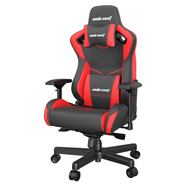 ANDA SEAT Gaming Chair AD12XL KAISER-II Black-Red